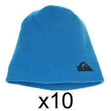 Gorro de invierno cálido PAC Unisex Ski Quicksilver Talla Única Sintético Azul X10