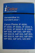 IColor Tintenpatrone Canon IP-4300 MP 500 Pixma MX Ink Cartridges OVP VM-4210