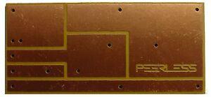20 x Platine zum Bau von Hochton Frequenzweichen von Peerless