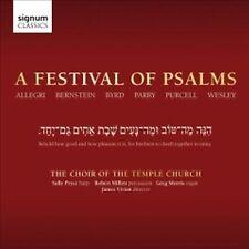 Festival of Psalms: Temple Church Choir, New Music