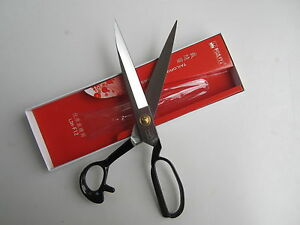 Heavy Duty CARPET UPHOLSTERY Tailor Scissors Fabrics Leather Shears, Choose Size