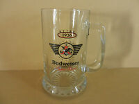 Single Budweiser Lager Beer 1936 Retro Beer Mug