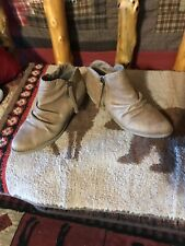 Report Women's Dani Ankle Boot - Size 9 Brown