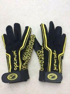 Optimum Mini Gloves (full fingers) and fingerless gloves medium