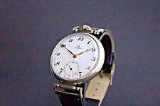 OMEGA Vintage 1932`s Enameled (Porcelain) Swiss Watch