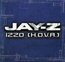 Jay-Z IZZO (H.O.V.A.) (Promo CD Single) (2001) RARE