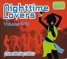 Various Artists, Nig - 10 Nighttime Lovers: Collector's Box 1 / Various [New CD]