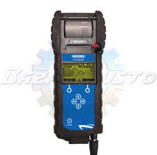 MAR-800P, Tester batterie/alt. MARINE MIDTRONICS con stampante 100-2000 EN