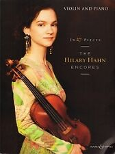 IN 27 PIECES The Hilary Hahn Encores Violin & Pf