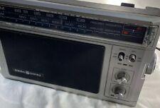 Am/fm Radio General Electric