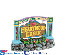Department 56 Jim Shore Village Welcome To Heartwood Creek 2011