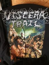 OFFICIAL VISCERA TRAIL T-SHIRT XXL SIZE PRE-OWNED PERFECT CONDITION GORE-GRIND