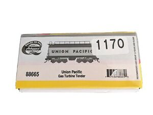 HO Scale Athearn 88665 UP Union Pacific Gas Turbine Tender