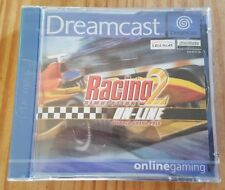 Simulation de course en ligne 2 Collector condition Sega Dreamcast Brand NEW RARE