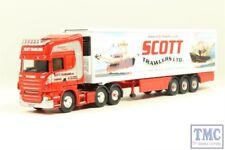 Corgi CC18102 Scania R Series Topline Fridge Scott Trawlers. Roadscene range