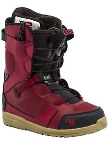 Brand New Northwave Legend SL Snowboard Boot Size 30.5 (RED) RRP $369