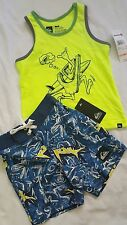 Boy's Size 2T Quiksilver Outfit Boardshorts & tank Board Shorts Quicksilver $61