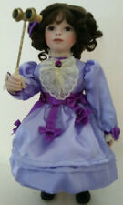 Rosalind Porceline Doll Metropolitan Moments Opera Ashton Drake Silk Costume
