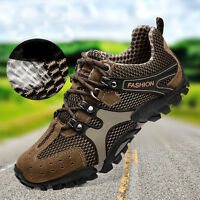 Men's Athletic Running Sports Trail Mountain Climbing Outdoor Hiking Shoes Size