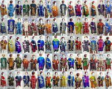 Wholesale Lot 50 Pcs Assorted Women Kaftan Dashiki Maxi-One Size Plus Caftan
