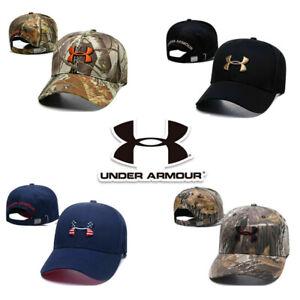 Under Armour Baseball Cap Sport Adjustable Mens Womens Golf Summer Hat One Size