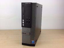 Dell Optiplex 3020 SFF PC, 3.0GHz G3220 CPU, 4GB RAM, 320GB HDD, DVDRW, Win 8.1