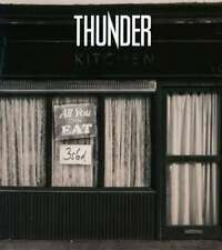 Thunder - All You Can Eat NEW CD + Blu Ray