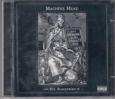 Machine Head The Blackening Special Edition CD+DVD Parental Advisory FASTPOST