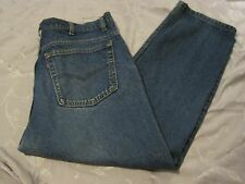 LEVIS 505 JEANS VINTAGE 40 X 32 505-0216 MADE IN USA MEASURES 38 X 27