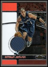 2005-06 Finest Basketball Fact Relics Jersey YOU PICK