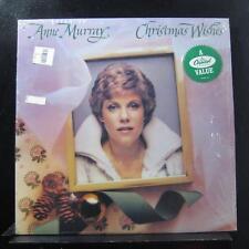 Anne Murray - Christmas Wishes LP Mint- SN-16232 Captiol 1981 USA Vinyl Record