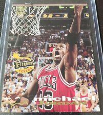 Michael Jordan 93-94 TSC Frequent Flyers NBA Basketball Card NM/MINT