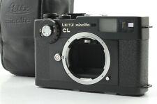 【N.MINT】Leitz Minolta CL Rangefinder 35mm Film Camera Leica Mount From Japan #40