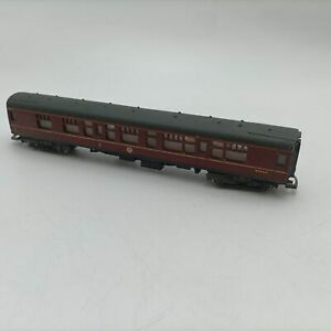 Vintage Lima L305312W British Rail Maroon Coach Carriage M25264 [G+] Unboxed