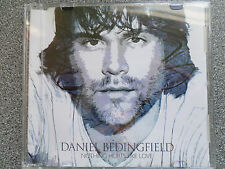DANIEL BEDINGFIELD - NOTHING HURTS LIKE LOVE -  CD - 3 TRACK SINGLE