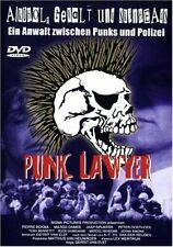 Punk Lawyer ( Thriller ) mit Pierre Bokma, Margo Dames, Jaap Spijkers NEU OVP