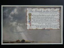 Verse & Poem: THE BREAK IN THE CLOUD - THIS LAND OF OURS - BBC Announcer A Junns