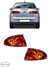 SEAT CORDOBA 6L 2002 - 2006 NEW REAR OUTER TAIL LIGHT LAMPS PAIR LEFT + RIGHT