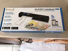 Magic InstaScan Pro Portable Smart Scanner W/ Wifi