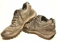 The North Face HedgeHog Fastpack Mens Black Goretex Hiking Shoes Mens Size 9.5