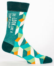 Do I look like a Team Player? - Men's Blue Q Casual Sock