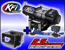 2500 lb KFI Winch Combo Polaris Sportsman 550 850 XP & 2011-2018 400 500 570 800