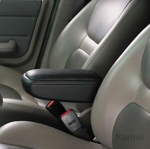Kamei Mittelarmlehne  Armlehne Fiat 500 ab 07/2015 Leder-Optik schwarz