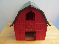 Ertl Farm Country original red barn building shed 1/64th scale