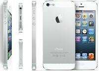 Apple iPhone 5 - 16GB -  (Unlocked) Smartphone