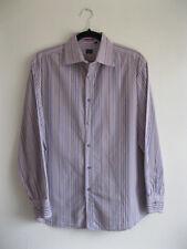 "PAUL SMITH   Men's Bright CANDY STRIPE Classic Regular Fit Shirt   Collar 16""  "
