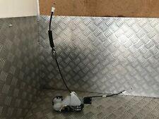 Serrure Fermeture Porte Avant gauche - PEUGEOT 508 SW - De 01-2011 à 12-2014