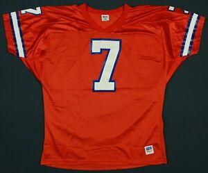 John Elway Denver Broncos Vintage 90's Wilson NFL Football Jersey XL