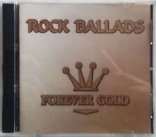 ROCK BALLADS - FOREVER GOLD ( 2 CD in the set, 36 tracks, NEW )