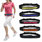 Running WAIST BELT Sport Runner Zipper Fanny Pack Belly Bag Fitness Pouch iPhone
